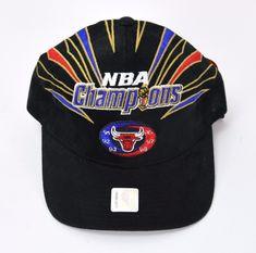 110b4dd3ea1 Chicago Bulls Authentic Starter Locker Room 1998 Champions Hat