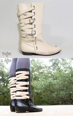 DIY leather dyeing Old Boots, Shoe Boots, Minion Shoes, Shoe Makeover, How To Dye Shoes, Leather Dye, Disney Shoes, Hand Painted Shoes, Michael Kors Outlet