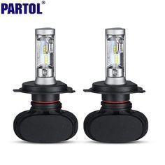 Aggressive 2018 2pcs H4 Led Headlight H7 H8 H9 H11 H1 H13 H3 9004 9007 9005 9006 9012 D1s D2s Bulbs 90w 9600lm 6000k For Auto Car Lights Clearance Price Car Headlight Bulbs(led) Car Lights