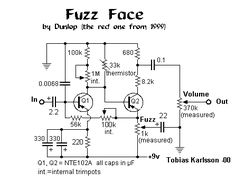 66 best fuzz images on pinterest cigar box guitar circuits and rh pinterest com