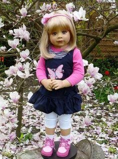 Masterpiece Dolls Rory Blonde