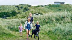 Mit Hund und Familie in den Urlaub nach Dänemark