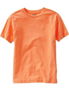 Boys Classic Tees Product Image