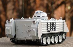 M-113 A3 w/EAAK Armor