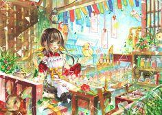くすりやさん by 榛名千春   CREATORS BANK http://creatorsbank.com/ayakumo_666/works/277455