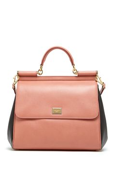 b15aef31a0a Dolce  amp  Gabbana Borsa A Mano Dauphine Satchel- ooooh! pretty Handbag  Accessories,