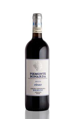 Piemonte Bonarda secco frizzante 2011 di Cantine Balbiano Online...