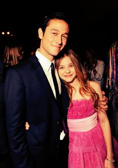 """4d728cf1cd09 Joseph Gordon-Levitt and Chloe Grace Moretz attend the after party for Fox  Searchlight s Days of Summer"""" held at the Egyptian Theatre in Hollywood on  June ..."""