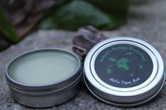 Homemade White Tiger Rub Natural Muscle by AshleyEarthEssential