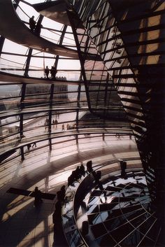 Dome atop Reichstag Berlin