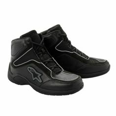 ALPINESTARS - 2012 Blacktop Motorcycle Shoes - Perforated - Boots - Street - CycleGear - Cycle Gear $119.95