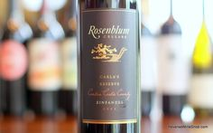 Don't miss yesterday's Zintastic Zinfandel from Contra Costa County:  http://www.reversewinesnob.com/rosenblum-cellars-carlas-reserve-zinfandel… #wine #winelover