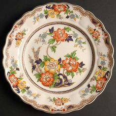Vintage Grindley Marlborough  Warwick Dinner by VintageCollateral
