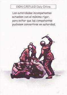 Don Cástulo: Mayo 68/2016
