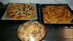 Pizza, borek