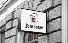 Japanese Restaurant Logo Design  |  Sushi, food, branding  |  Valhalla Creative Design, Perth