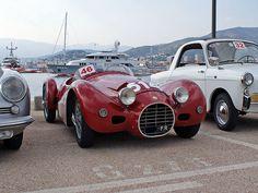 1948 Fiat 1100 Corsa by Stanguellini