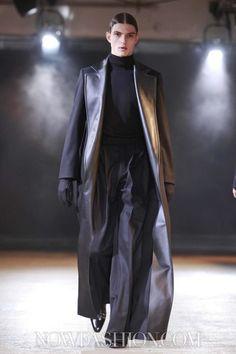 Qasimi Homme Menswear Fall Winter 2013 Paris
