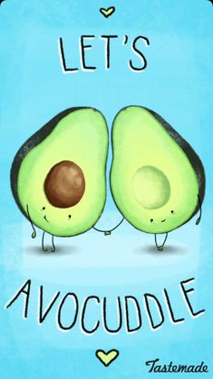 Get your laugh on to Hilarious Avocado Memes! Funny Food Jokes, Food Humor, Funny Memes, Food Puns, Avocado Puns, Cute Avocado, Avocado Food, Punny Puns, Cute Puns
