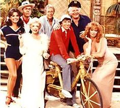 TV shows - Gilligan's Island.  I so loved this show and never missed an episode.
