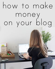 If this is the year you want to make money on your blog, this post is for you! All you could want to know about making money through sponsored posts on your blog