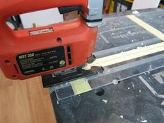Measure Capsule, and Cut Pieces to Size