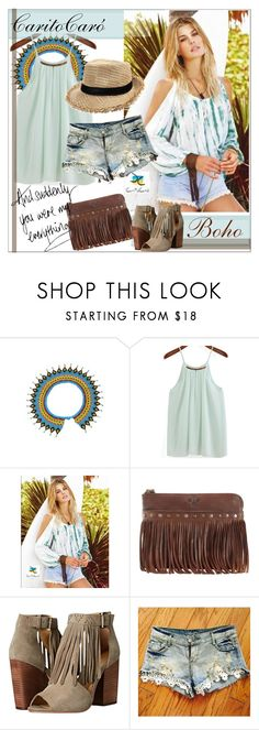 """""""CaritoCaró fashion"""" by paculi ❤ liked on Polyvore featuring Patricia Nash and Chinese Laundry"""