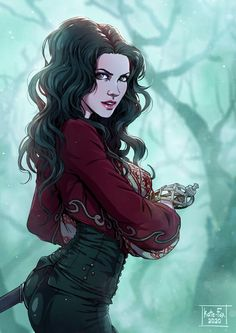 Beautiful Fantasy Art, Dark Fantasy Art, Fantasy Girl, Fantasy Artwork, Dnd Characters, Fantasy Characters, Female Characters, Female Vampire, Vampire Girls