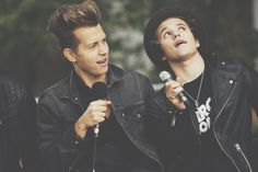 James McVey & Bradley Simpson