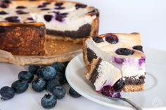 Sweet Recipes, Tiramisu, Blueberry, Sweet Treats, Cheesecake, Cookies, Ethnic Recipes, Yum Yum, Food