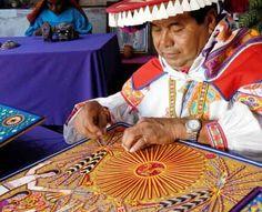 Huicholes en Vallarta: más allá del arte .La Guía Oficial de Puerto Vallarta