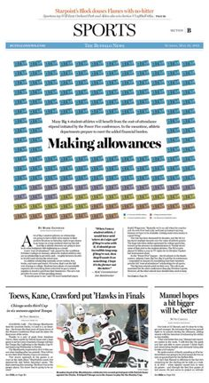 Making allowances