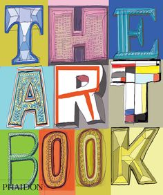 The Art Book: New Edition   Art   Phaidon   I am SO happy I own this marvelous A-Z guide to the greatest painters, photographers and sculptors from medieval times to the present day.
