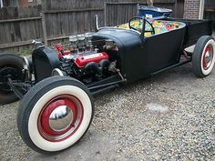 Ford : Other none 1927 model t roadster pickup tru - http://www.legendaryfinds.com/ford-other-none-1927-model-t-roadster-pickup-tru/