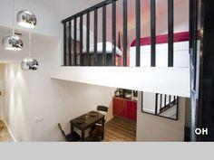 Duplex studio in the centre of Paris