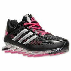 adidas springblade drive rosa e cinza