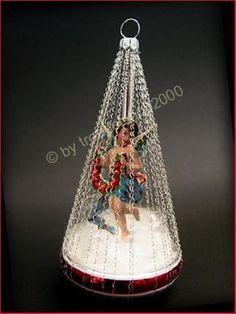 3258-Lauscha-Weihnachtskugel-Korb-mit-Bild