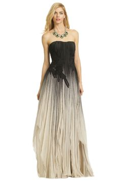 Laws Of Gravity Gown