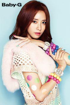 YoonA SNSD ★ Girl Generation - Baby G
