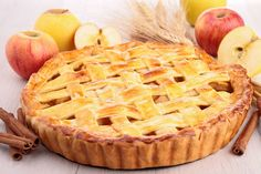 Enjoy our collection of online recipes from kitchens like yours. Browse breakfast recipes, lunch recipes, dinner recipes, dessert recipes and more. Pie Pastry Recipe, Pastry Recipes, Dessert Recipes, Desserts, Aga Recipes, Sweet Recipes, Cooking Recipes, Dutch Apple Cake, American Apple Pie