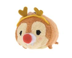 Christmas Chip N' Dale Tsum Tsum Plush