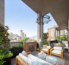 Loft in Vancouver by Falken Reynolds Interiors