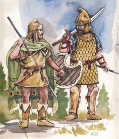 Illustrations of Dacia, Thracia Phrygia Image Salvage) - Forum - DakkaDakka Iron Age, Military Art, Military History, The Black Library, Tribal Images, Classical Antiquity, Arm Armor, 2017 Images, Ancient Civilizations