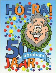 Abraham 50 jaar