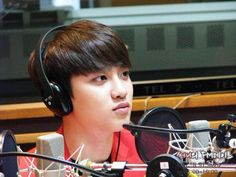 [OFFICIAL] 150410 MBC Sunny FM Date - D.O
