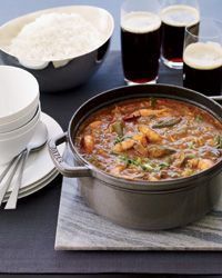 Shrimp-and-Crab Gumbo Recipe - Donald Link | Food & Wine