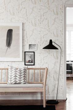 Design av Arne Jacobsen - Bladranker #1785 #borastapeter #scandinaviandesigners
