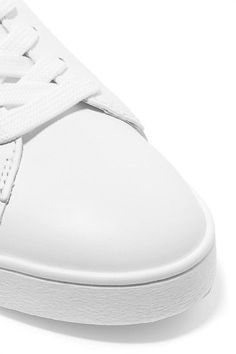 Tod's - Perforated Leather Sneakers - White - IT37.5