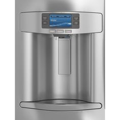 Countertop Ice Maker Lowes : Stainless steel, Microwaves and Microwave stainless steel on Pinterest