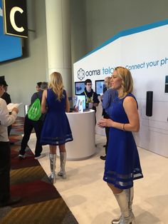 We have lots of representatives at both our locations (Sands and South Hall) to answer all your questions! #CES2016